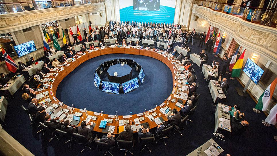 G20 Treffen der Arbeitsminister/innen